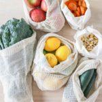 Eco Friendly Shopping Mesh Net Bag